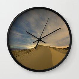 Towards the light Wall Clock