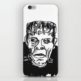 Frankenstein's Monster iPhone Skin