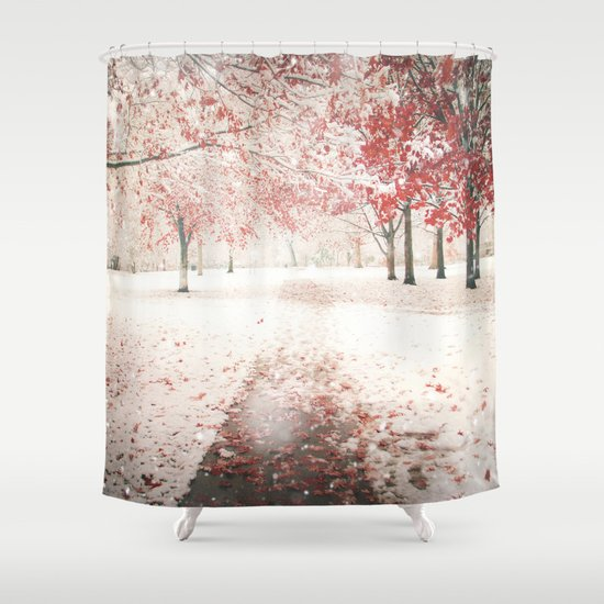 Unexpected Melody Shower Curtain