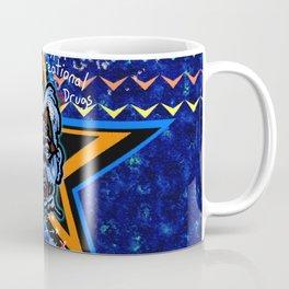 Abstract Drug Life Coffee Mug