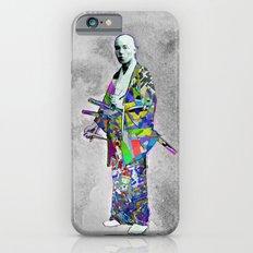 Colorful Samurai iPhone 6 Slim Case