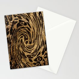 Animal Print Leopard Stationery Cards
