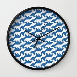 Nintendo .blue Wall Clock