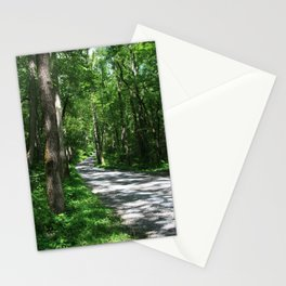 Sunny Path Stationery Cards