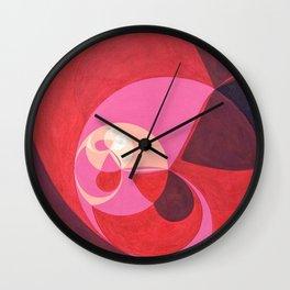"""North (""""Elementals"""" series) Wall Clock"""