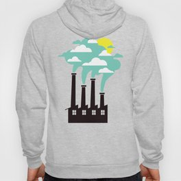 The Cloud Factory Hoody