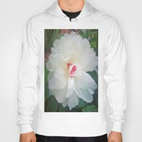 peonies Hoodies featuring Peonies by GT6673