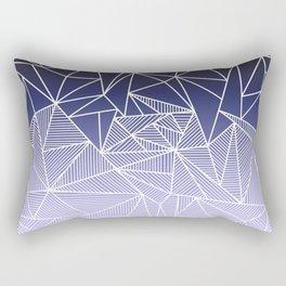 Bayo Rays Rectangular Pillow