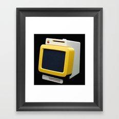 ECRAN Framed Art Print