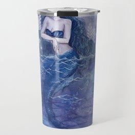 Moonlight Mermaid Travel Mug