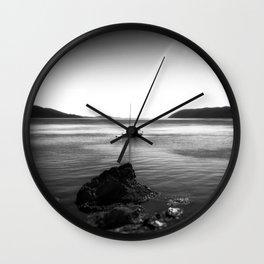 Doe Bay Wall Clock