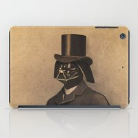 photograph iPad Cases featuring Lord Vadersworth by Terry Fan
