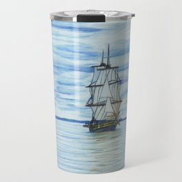 US Brig Niagara Travel Mug