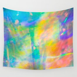 Prisms Play of Light 3 Wall Tapestry