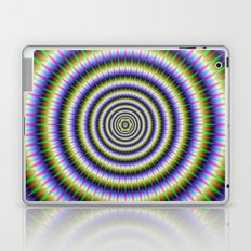 Optically Challenging Rings Laptop & iPad Skin