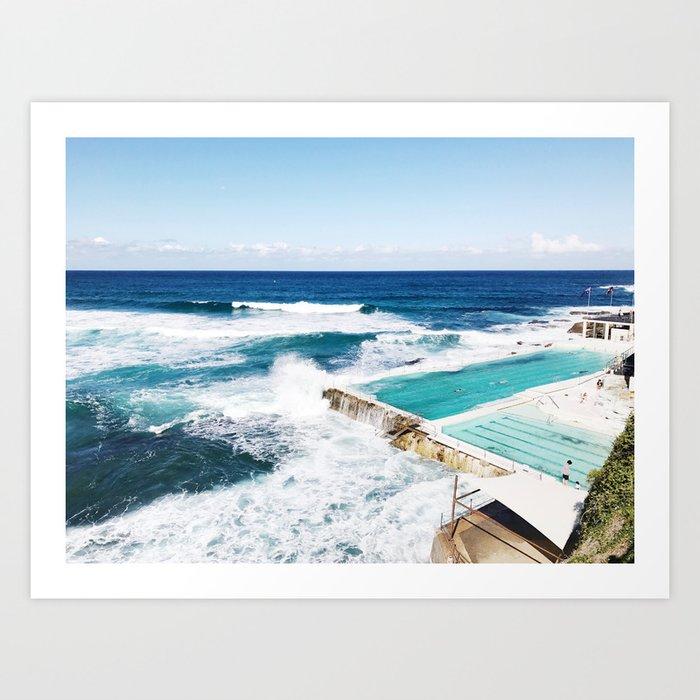 Bondi Beach Kunstdrucke
