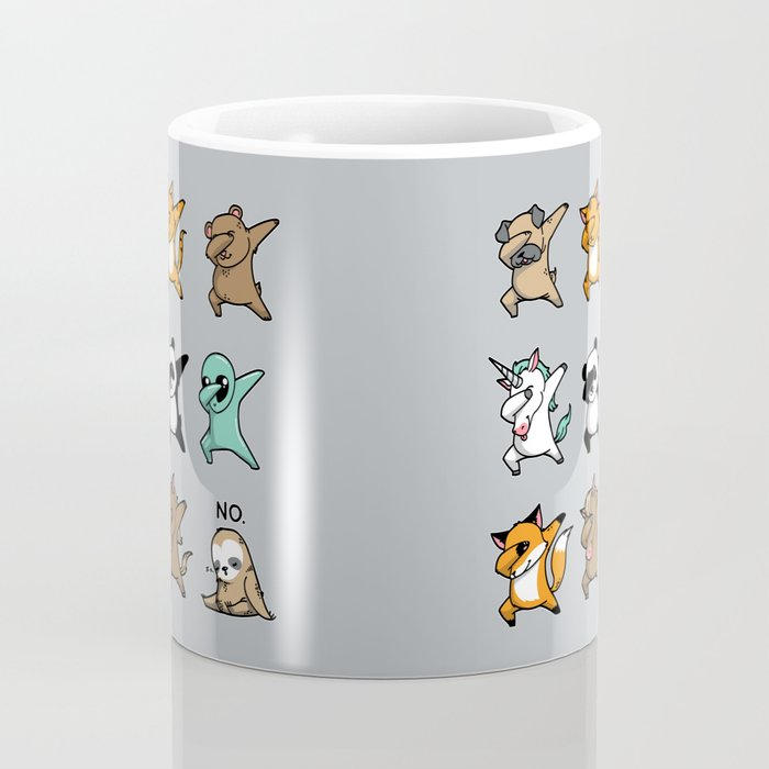 Dabbing Party Coffee Mug