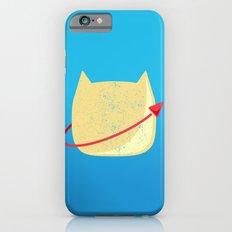 CatStronaut Emblem Slim Case iPhone 6s