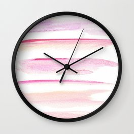 SWEET PINK Wall Clock