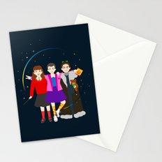Stranger Friends Stationery Cards