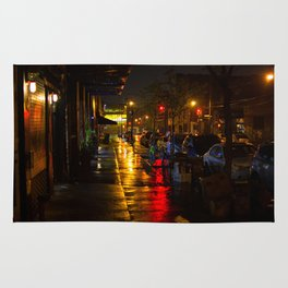 Rain Light Rug