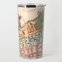 New York City 1728 Travel Mug