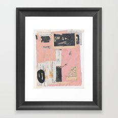yeti 26 Framed Art Print