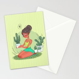 Plant Lover Stationery Cards