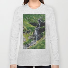 Hiking Ben More Long Sleeve T-shirt