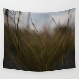 In the tall grass Wall Tapestry