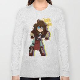 FIGHT MOI Long Sleeve T-shirt