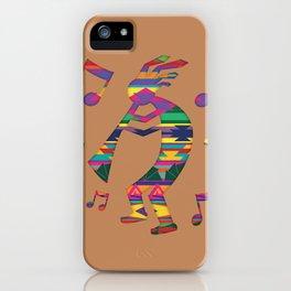 Kokopelli Spirit iPhone Case