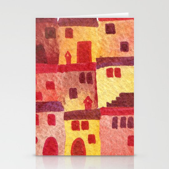 Tuscan Holiday Stationery Cards