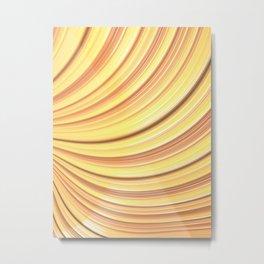 Ripe Bananas Metal Print