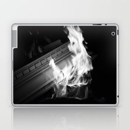 Still (b&w) Laptop & iPad Skin
