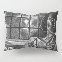 BlackandWhite Two Pillow Sham