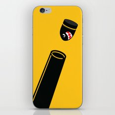 Bullet Bill iPhone & iPod Skin