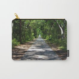 Maritime Forest In The South Carry-All Pouch