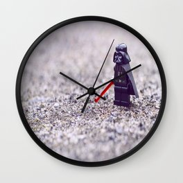 Darth lego Vader Wall Clock
