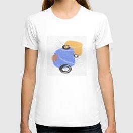City Car  #Society6 #buyart #decor T-shirt