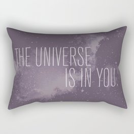 Forged in the Stars Rectangular Pillow