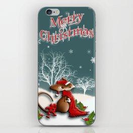 Noel 2 iPhone Skin