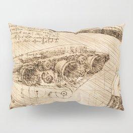 Codex: Star Destroyer Pillow Sham
