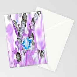 Butterfly fantasy 454 Stationery Cards