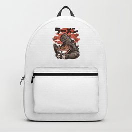 Kaiju's Ramen Backpack