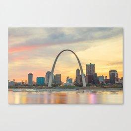 St Louis - USA Canvas Print