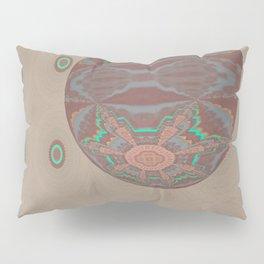 Pallid Minty Dimensions 14 Pillow Sham