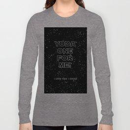 Star Crossed lovers 1 Long Sleeve T-shirt