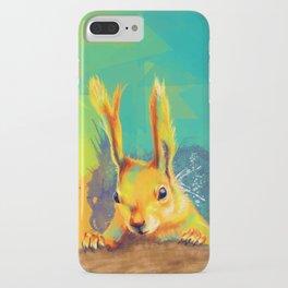 Tassel-eared Squirrel iPhone Case