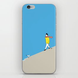Sea of healing iPhone Skin